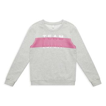 textil Pige Sweatshirts Esprit FREDERICK Grå