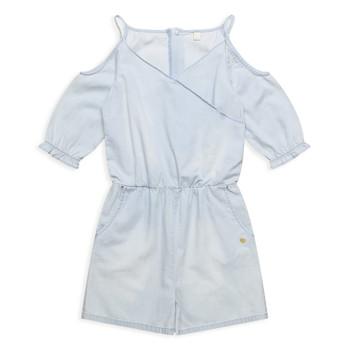 textil Pige Buksedragter / Overalls Esprit FRANCESCO Blå