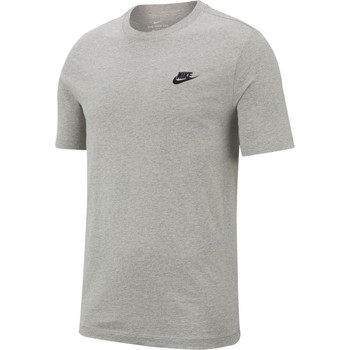 textil Herre T-shirts m. korte ærmer Nike Nsw Club Tee Grå