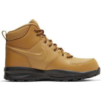 Sko Børn Støvler Nike Manoa Ltr GS Beige