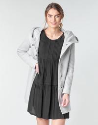 textil Dame Frakker Moony Mood ADELINE Grå / Lys