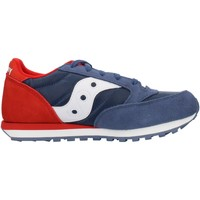 Sko Lave sneakers Saucony SK260996 Blue Red and white