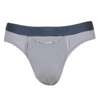 Undertøj Herre Mini/midi Hom SIMON MINI BRIEF Marineblå / Hvid