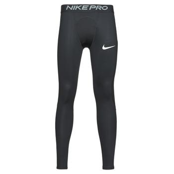 textil Herre Leggings Nike M NP TGHT Sort / Hvid