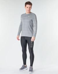 textil Herre Leggings Nike M NK RUN MOBILITY TIGH GX FF Sort