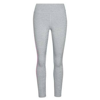 textil Dame Leggings Nike W NIKE ONE TGHT CROP NOVELTY Grå / Pink / Sort