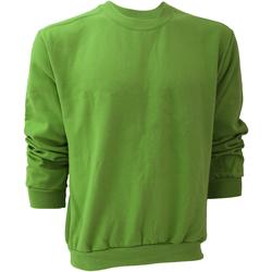 textil Herre Sweatshirts Anvil 71000 Green Apple