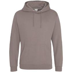textil Sweatshirts Awdis College Mocha Brown
