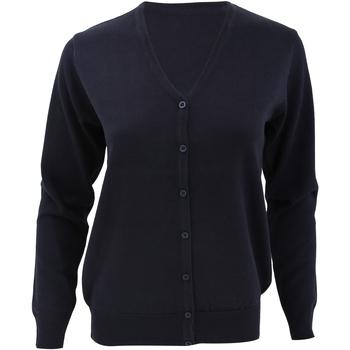 textil Dame Veste / Cardigans Kustom Kit KK354 Navy Blue