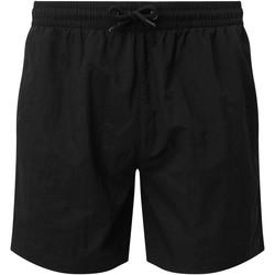 textil Herre Shorts Asquith & Fox AQ053 Black/Black