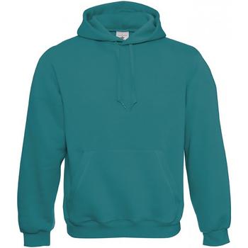 textil Herre Sweatshirts B And C WU620 Diva Blue