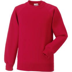 textil Børn Sweatshirts Jerzees Schoolgear 7620B Classic Red