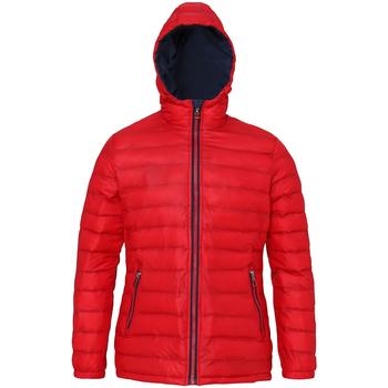 textil Dame Dynejakker 2786 TS16F Red/Navy
