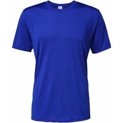textil Herre T-shirts m. korte ærmer Gildan 46000 Sport Royal