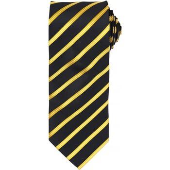 textil Herre Slips og accessories Premier Formal Black/ Gold