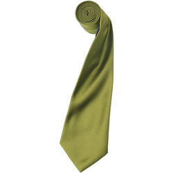 textil Herre Slips og accessories Premier Satin Khaki