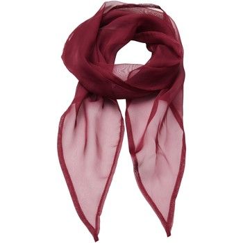 Accessories Dame Halstørklæder Premier PR740 Burgundy