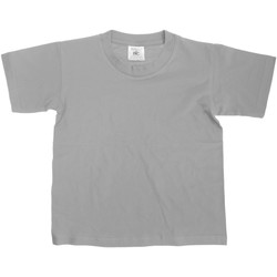 textil Børn T-shirts m. korte ærmer B And C TK300 Sport Grey