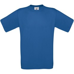 textil Herre T-shirts m. korte ærmer B And C TU004 Royal Blue
