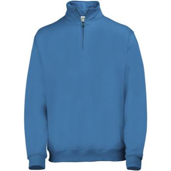 textil Herre Fleecetrøjer Awdis Sophomore Sapphire Blue