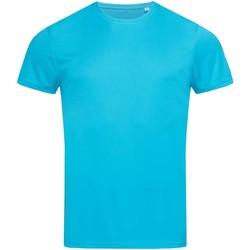 textil Herre T-shirts m. korte ærmer Stedman  Hawaii Blue