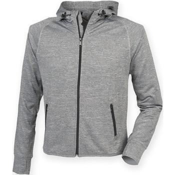 textil Dame Sweatshirts Tombo Teamsport TL551 Grey Marl