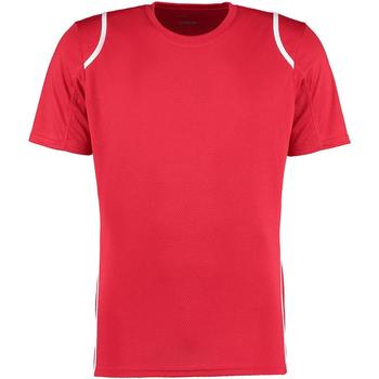 textil Herre T-shirts m. korte ærmer Gamegear Cooltex Red/White