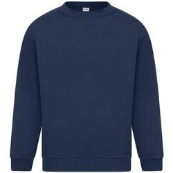 textil Herre Sweatshirts Absolute Apparel Sterling Navy