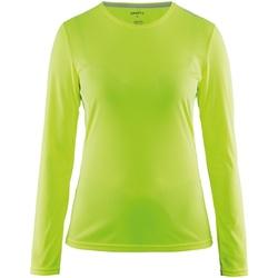 textil Dame Langærmede T-shirts Craft CT89F Flumino