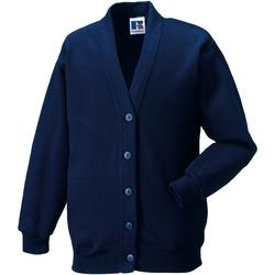 textil Børn Veste / Cardigans Jerzees Schoolgear 273B French Navy