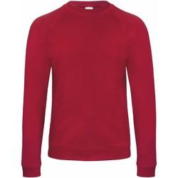 textil Herre Sweatshirts B And C Starlight Chic Red