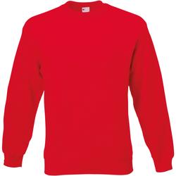 textil Herre Sweatshirts Universal Textiles 62202 Classic Red