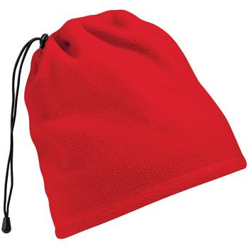 Accessories Huer Beechfield Suprafleece Classic Red