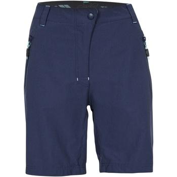 textil Dame Shorts Trespass Brooksy Navy