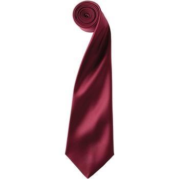textil Herre Slips og accessories Premier PR750 Burgundy