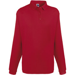textil Herre Sweatshirts Russell Heavy Duty Classic Red