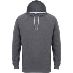 textil Herre Sweatshirts Front Row French Charcoal Marl