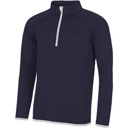 textil Herre Sweatshirts Awdis JC031 French Navy/ Arctic White