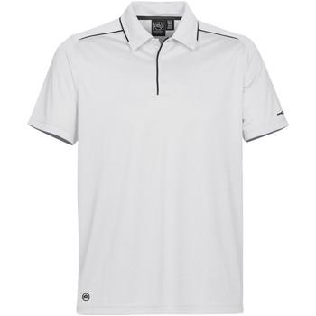 textil Herre Polo-t-shirts m. korte ærmer Stormtech Inertia White / Black