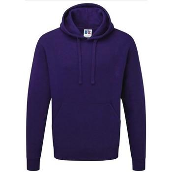 textil Herre Sweatshirts Russell 575M Purple