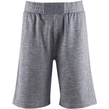 textil Herre Shorts Tombo Teamsport Combat Grey Marl