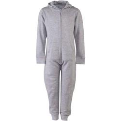 textil Børn Buksedragter / Overalls Skinni Fit Minni Heather Grey