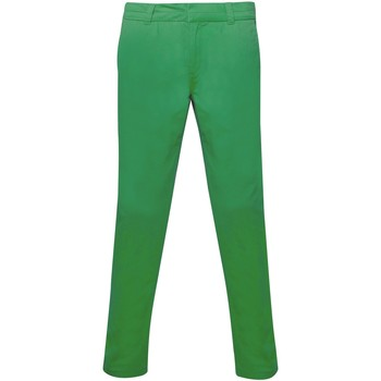 textil Dame Chinos / Gulerodsbukser Asquith & Fox Chino Kelly Green