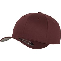 Accessories Kasketter Yupoong FF6277 Maroon