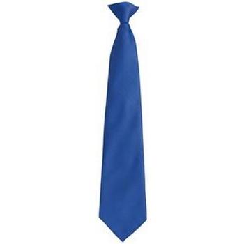 textil Herre Slips og accessories Premier PR785 Royal