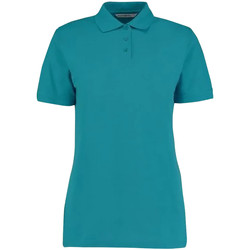 textil Dame Polo-t-shirts m. korte ærmer Kustom Kit Klassic Jade