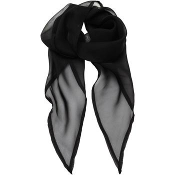 Accessories Dame Halstørklæder Premier PR740 Black
