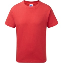 textil Dreng T-shirts m. korte ærmer Jerzees Schoolgear J155B Classic Red