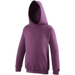 textil Børn Sweatshirts Awdis JH01J Plum