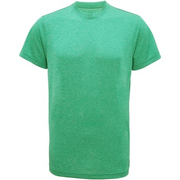 textil Herre T-shirts m. korte ærmer Tridri TR010 Green Melange